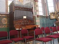 Groningen, St. Jozefkerk (bramstercate) Tags: netherlands organ groningen organo orgel orgue orgues орган