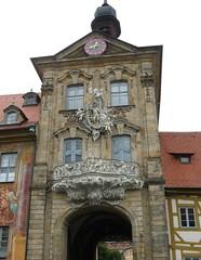 Bamberg: Rathaus (zug55) Tags: germany bayern deutschland bavaria cityhall bamberg franconia unescoworldheritagesite unesco worldheritagesite baroque franken rathaus barock weltkulturerbe welterbe