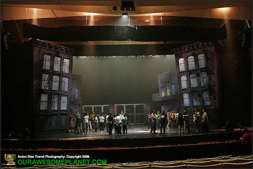 Meralco Theater Views