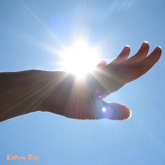 And every morn since then (Katrin Ray) Tags: light summer sky sun macro creativity poetry artistic story fiatlux aworkofart andtherewaslight sunnymood katrinray oacaophotos