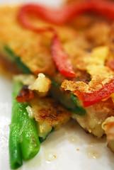 Spring onion Seafood pancake - (DSC_2431)