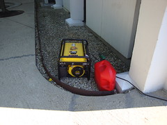 Generator at Office