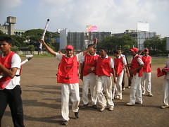 AFMC leave the field as victors