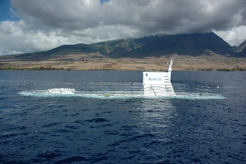 Maui - Lahaina - Atlantis Submarine