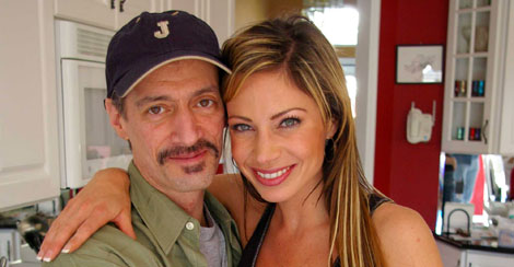 Jill Nicolini and Anthony Cumia
