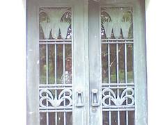 Ross Mausoleum Door Detail Woodlawn Cemetery Toledo Ohio (flameandcross) Tags: egypt egyptian mausoleum revival egyptianrevival artdeco art deco woodlawn toledo ohio historic door central detail ross lotus mason masonic masons freemason cemetery