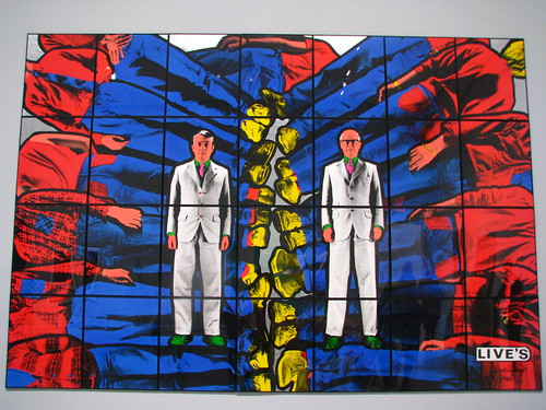 Lives by Gilbert & George