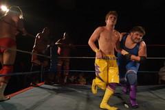 tony knox (Tony Knox) Tags: charity wrestling  tony knox allstarcharitywrestlingallstar