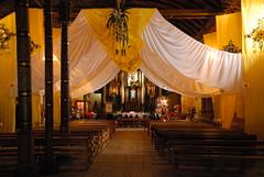Colonial Church Nurio (Ilhuicamina) Tags: mexico catholic colonial churches fiestas iglesias michoacan purepecha mexicanas nurio meseta purhepecha