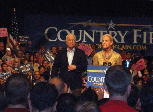 JOHN & CINDY McCAIN