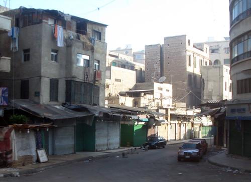 Alexandria side street