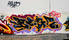 Begr (funkandjazz) Tags: california graffiti eastbay beg remio begr