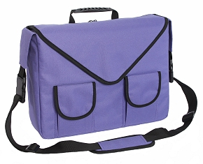 Metro-Traveler Laptop Bag from Rainebrooke - Front View