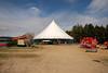 Highfield Abbau Festivalgelände 2008