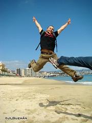 ALEGRIA ? (coteGL) Tags: jump salto tulio viadelmar patada