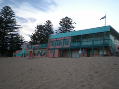 Surf-life saving club 2 (cobalt.penguin) Tags: beach dunes sydney peninsula avalon barranjoey