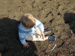 Rodeo Beach (bill_luoma) Tags: sasha rodeobeach