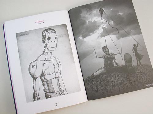 Ensayos Frankenstein | Ochopante