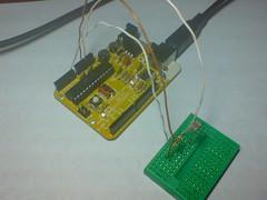 Arduino Workshop (m4rlonj) Tags: workshop taller arduino freeduino expoasi exposasi2008