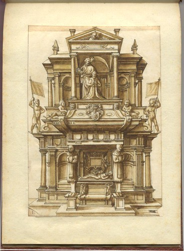 baroque crypt design
