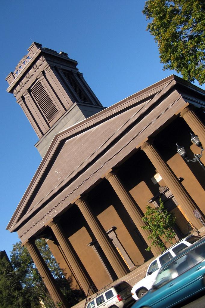 NJ - Jersey City: Old Bergen Church