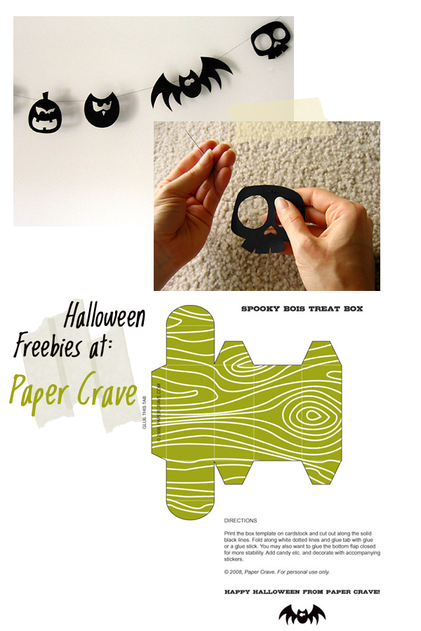 Paper Crave Freebies