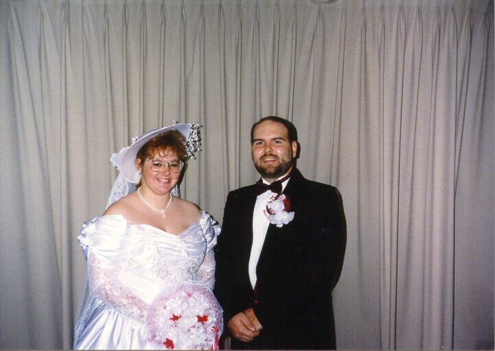 Chris & Michelline Howard Wedding Dec 19, 1992 (21)