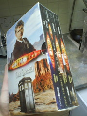 Another Doctor Who box set