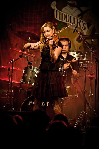 Fiddler's Green + Stöcke & Steine + Volkstrott Live