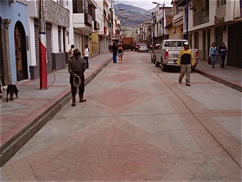 Ecuador-street