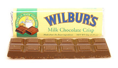 Wilbur's Milk Chocolate Crisp