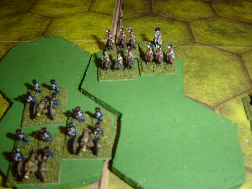Marshal Murat readies last charge