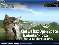 Can we haz Openspace bailoutz?