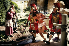 The Holy Land Experience Theme Park - Romans d...