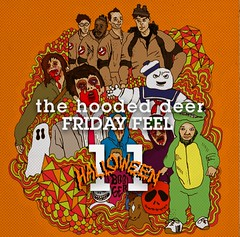 FRIDAY FEEL 11  - HWAPPY HaLLOWN (Willbryantplz) Tags: halloween mix thehoodeddeer fridayfeel