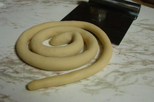 Pasta Snake