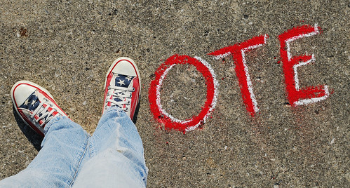 VOTE by Theresa Thompson, on Flickr