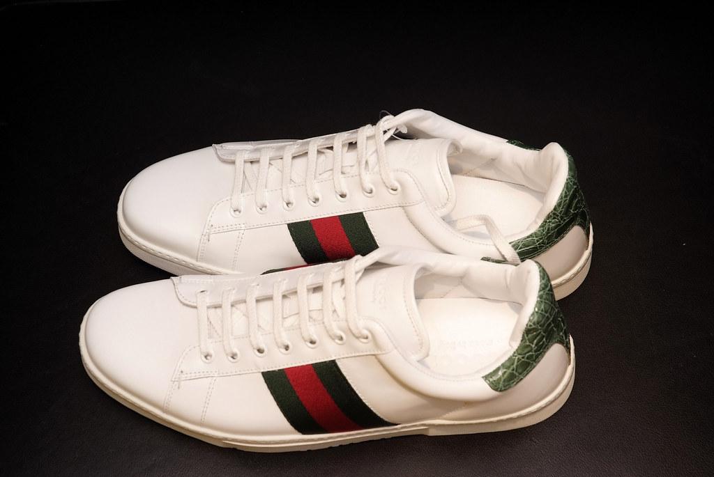 Gucci Zapatos Deportivos