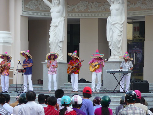 Mexican Impersonators, Saigon