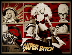 Christina Aguilera - Super bitch (netmen.) Tags: christina super bitch better gettin aguilera blend keeps netmen