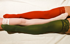 Flag of legs (victoriafoto*) Tags: red white sexy green stockings socks legs flag sensual eszter magyar hungarian viki zszl babinkuk