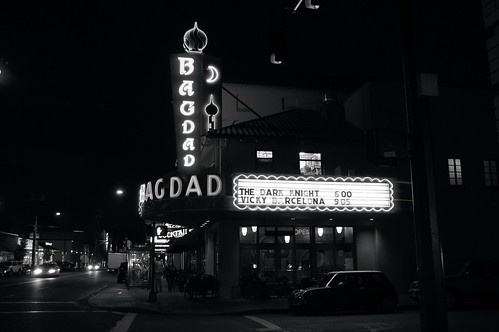 Bagdad Theater Portland Oregon