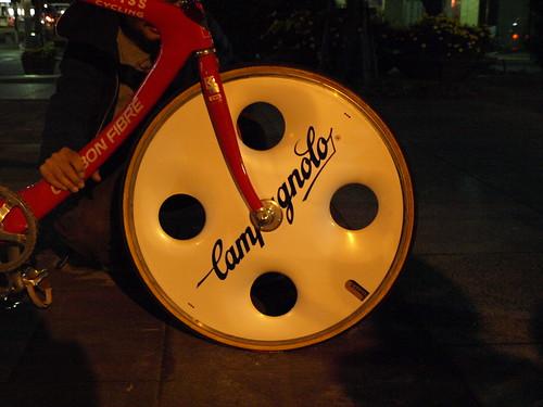 campagnolo wheel