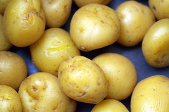 Potatoes - cooked
