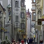 Regensburg: Obere Bachgasse