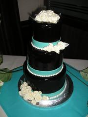 Chocolate & Tiffany Blue