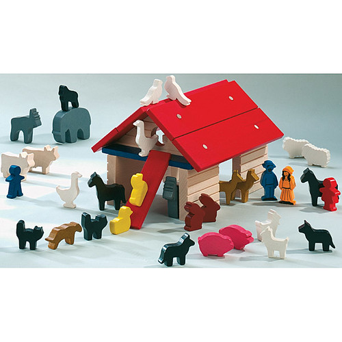 Noah's Ark by Haba