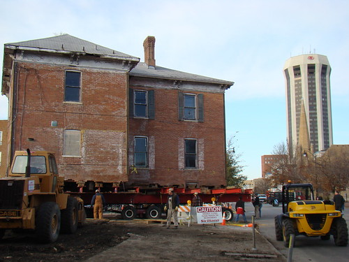 Maisenbacher House Moving 9