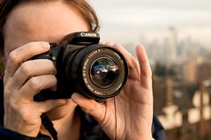 seattle photog (poopoorama) Tags: seattle camera portrait woman reflection lens washington nikon bokeh meta sigma margaret kerrypark d300 cinnamonrose 1850mmf28exmacrohsm