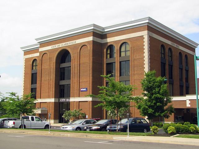 Clarksville, TN City Hall